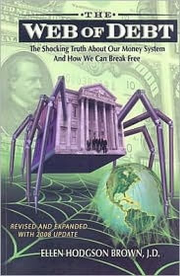 THE DEBT SPIDER, is it YOUR TURN IN                     THE BARREL??