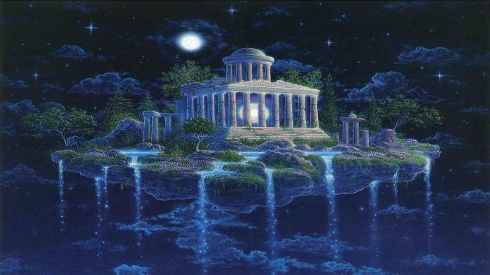 NETSCAPE BROWSER was like a beautiful, Greek                     Temple...