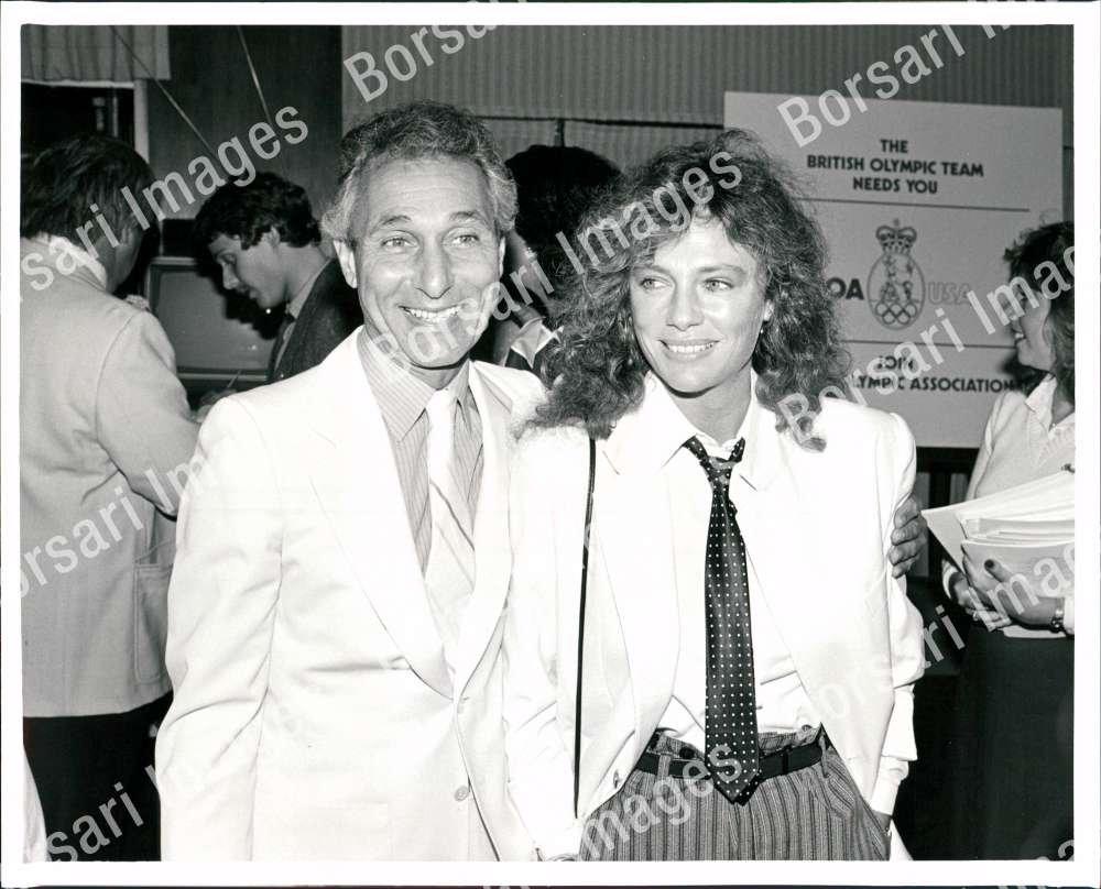 Jackie Bisset and JULES BUCCIERI......romance