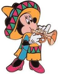el mariachi                           mouse, ratoncito que toca trompeta