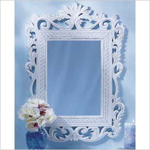 picture, how to antique an                     old mirror frame