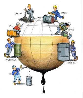 IS THE OIL SUPPLY ON EARTH IN ATTRITION?                         ARE WE RUNNING OUT OF OIL? AN INQUIRY~ by ANITA                         SANDS