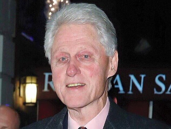 BILL CLINTON was addicted to                                   COCAINE so long he destroyed his nose                                   and brain and heart