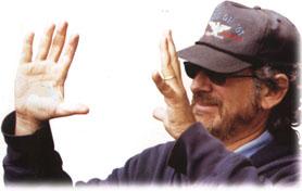 Spielberg broke into Hollywood in a             truly flim flam way !
