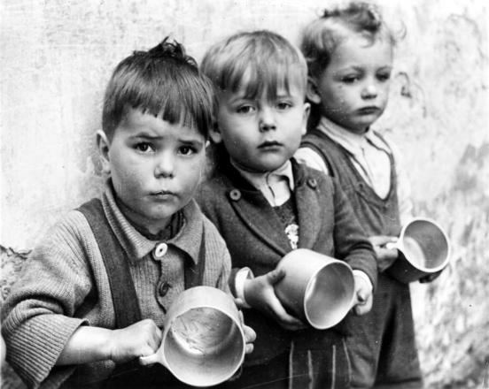 AMERICAN children COULD STARVE. It's happened EVERYWHERE else. OUR PIRATE WARS are sucking the money outof the country