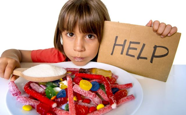 CHILDREN today RUIN their health with                         sugar, BLOW their minerals out the back door,                         get PSYCHIATRIC! MENTAL! WEIRD! SUBSTITUTE                         FRUIT. ATTENUATE MUNCHIES with NUTRTIOUS                         SWEETS!