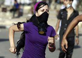 egyptian students sprayed, 846 dead in tahrir square