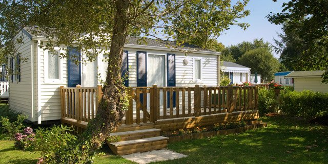 TRAILER PARK LIVING CAN BE BEAUTIFUL,                           CHEAP and LEAD TO HOME OWNERSHIP